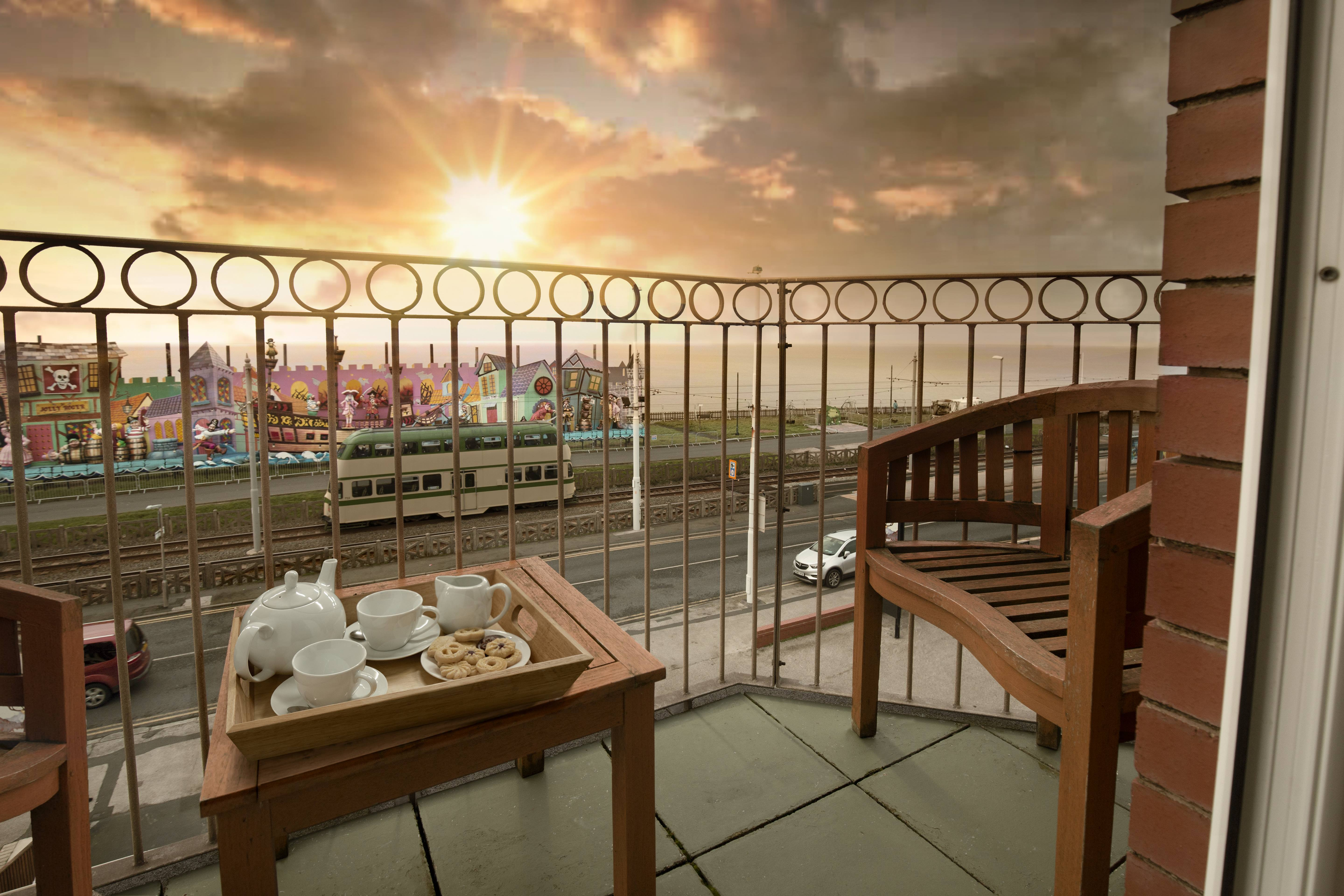 The Starlight Penthouse Suite | The Beach House Blackpool
